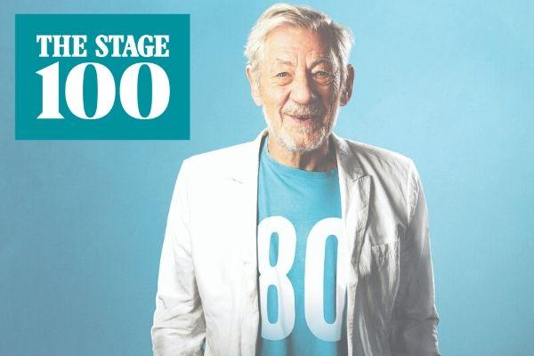 Ian McKellen Stage 100
