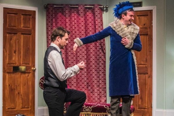 Importance Of Being Earnest Barn Theatre Touring