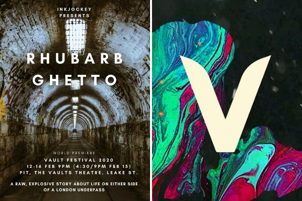 Rhubarb Ghetto gets its world premiere at the 2020 VAULT Festival