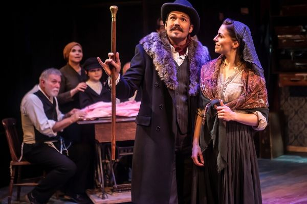 Rags at Park Theatre