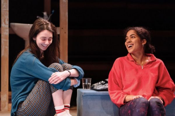 Scenes With Girls Royal Court Theatre