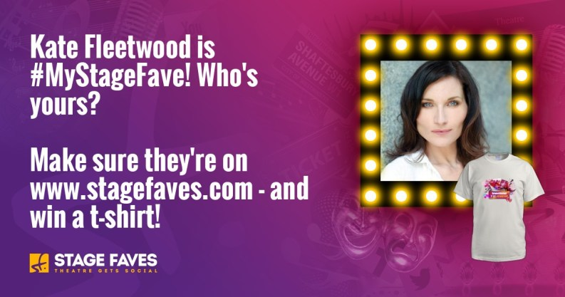 Get social media for Kate Fleetwood & nearly 5000 other musical performers on www.stagefaves.com