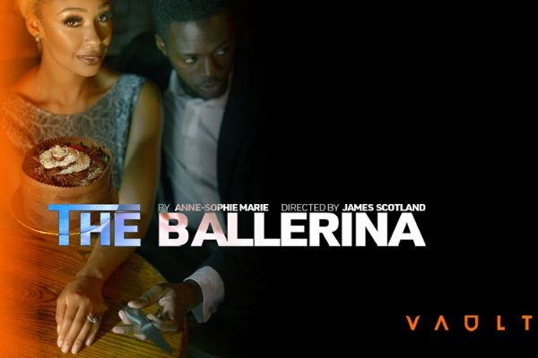 The Ballerina - Vault Festival - March 2020