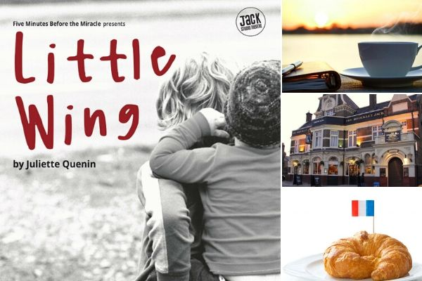 Writer-director Juliette Quenin on the inspirations for her new play Little Wing