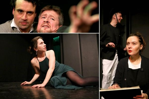 A Deed Without a Name at London's Theatro Technis