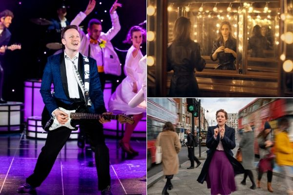 Emma theatre tips Wedding Singer Seagull ShoeLady