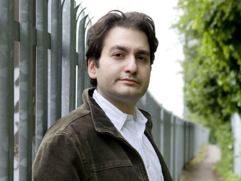 Playwright Hassan Abdulrazzak