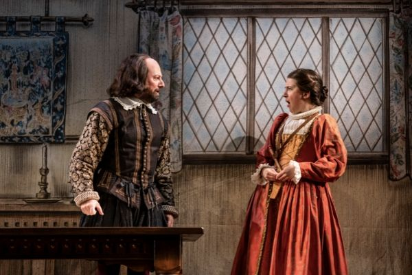 Upstart Crow Gielgud Theatre