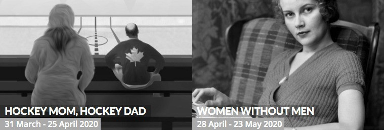 Premieres of Hockey Mom, Hockey Dad and Women Without Men are postponed at the Finborough Theatre due to coronavirus