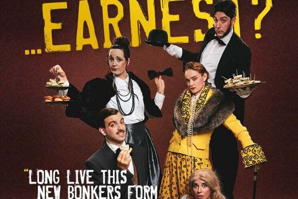 Importance of Being Earnest Omnibus Theatre