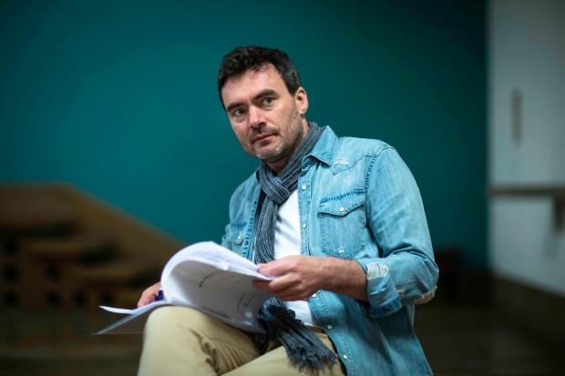 Playground Theatre artistic director Anthony Biggs
