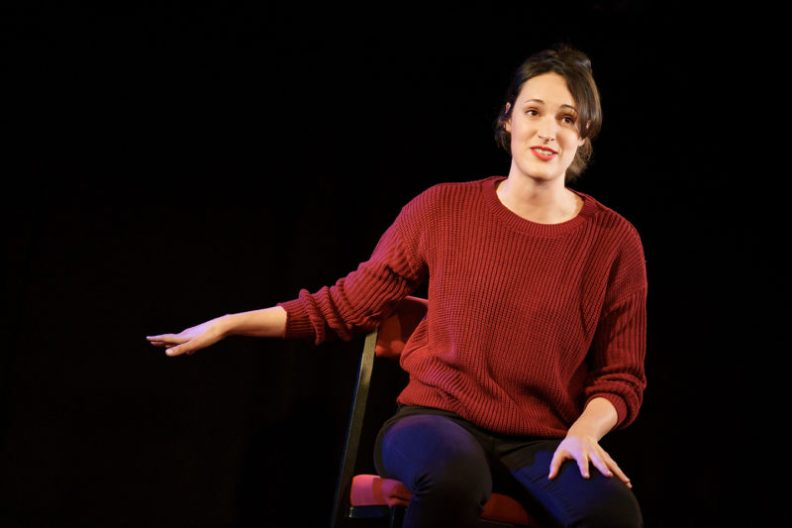 Phoebe Waller-Bridge in Fleabag onstage