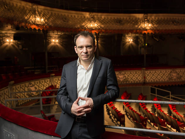 Matthew Warchus at the Old Vic