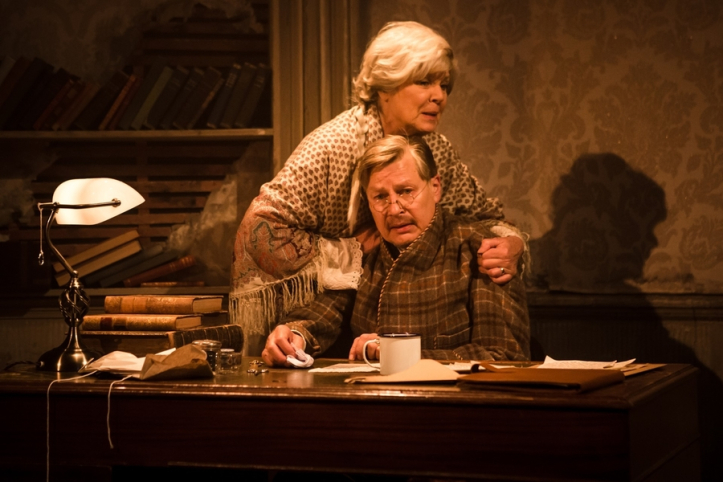 It Is Easy to Be Dead at London's Finborough Theatre