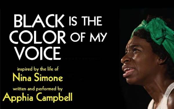 Black is the Color of My Voice, written and performed by Apphia Campbell