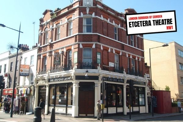 The Etcetera Theatre in London