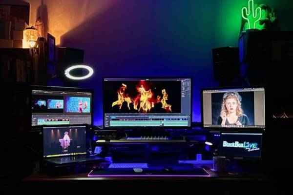 Black Box Live: State-of-the-art streaming