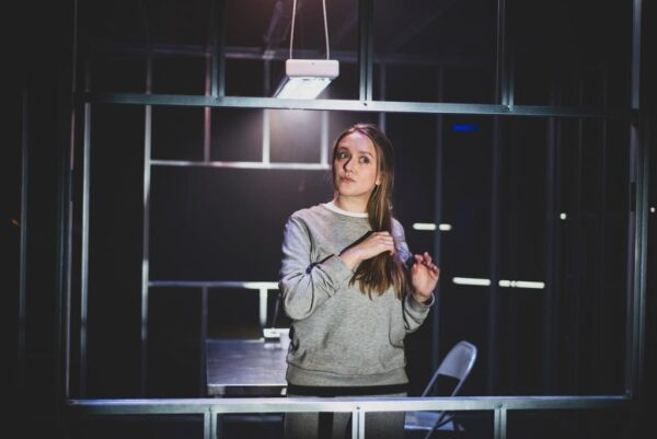 The System - Original Theatre - Online Review - Louise Penn
