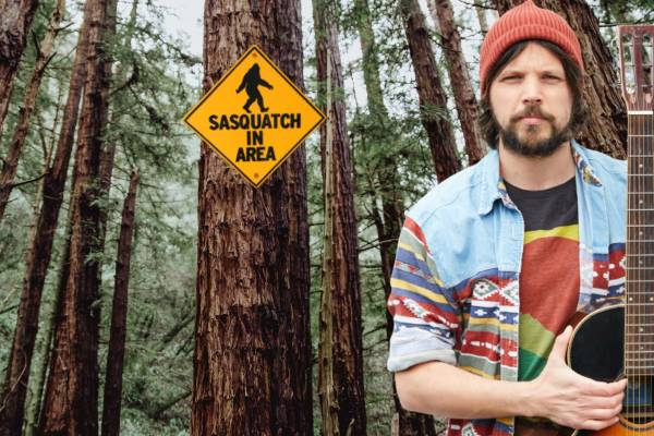 Simon Stanley Ward in How I Found & Captured Bigfoot