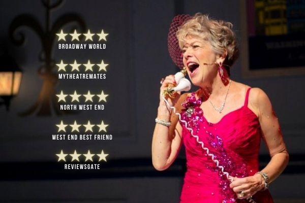 Call Me Madam - Upstairs at teh Gatehouse - Reviews