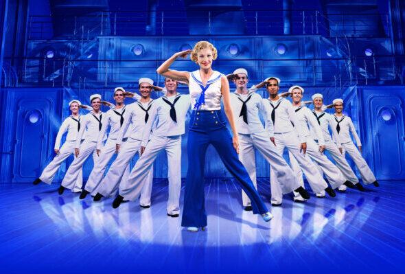 Anything Goes at the Barbican Centre