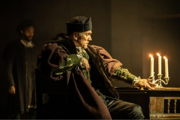 Ben Miles as Thomas Cromwell in The Mirror & The Light