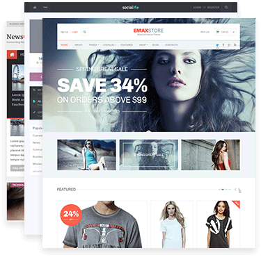 Compatible with Any WordPress Theme