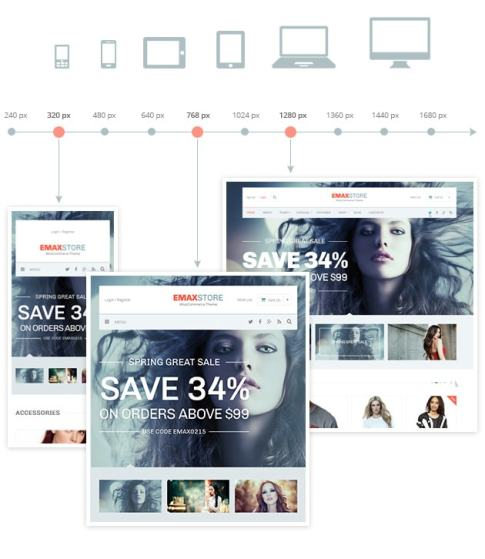 Wordpress Themes eMaxStore