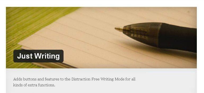essential-wordpress-plugins-just-writing