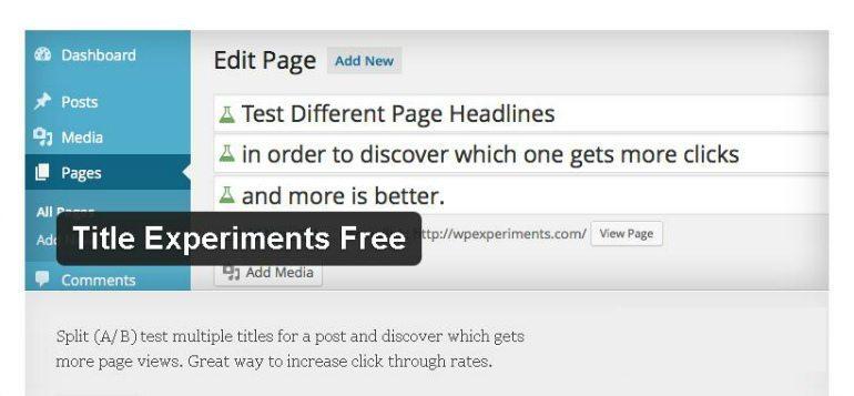 essential-wordpress-plugins-wp-experiments-free