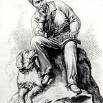 Lord Byron e il suo cane
