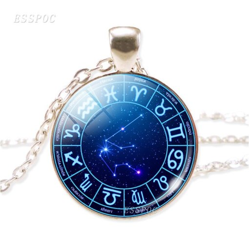 Zodiac Necklace - Aquarius