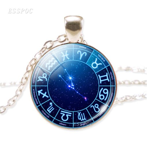 Zodiac Necklace - Taurus