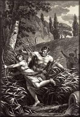 Image result for mythology Pan