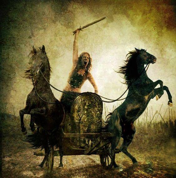 Boudica regina razboinica