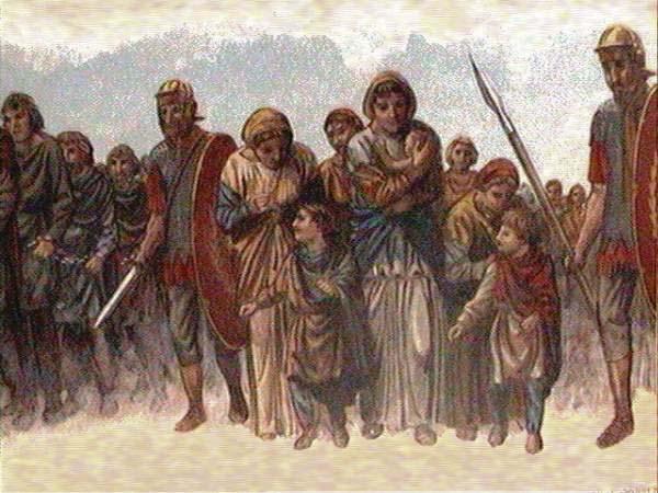 sclavia in roma antica