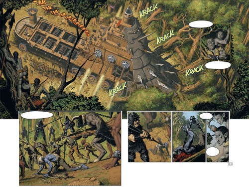Resultado de imagem para orks  nicolas guenet