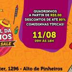 GUIA DE EVENTO – ARRAIAL DA MYTHOS!