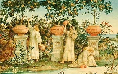 Image result for The Garden Of The Hesperides