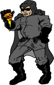 Shawn the Pizza Bandit