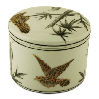 decorative ceramic box