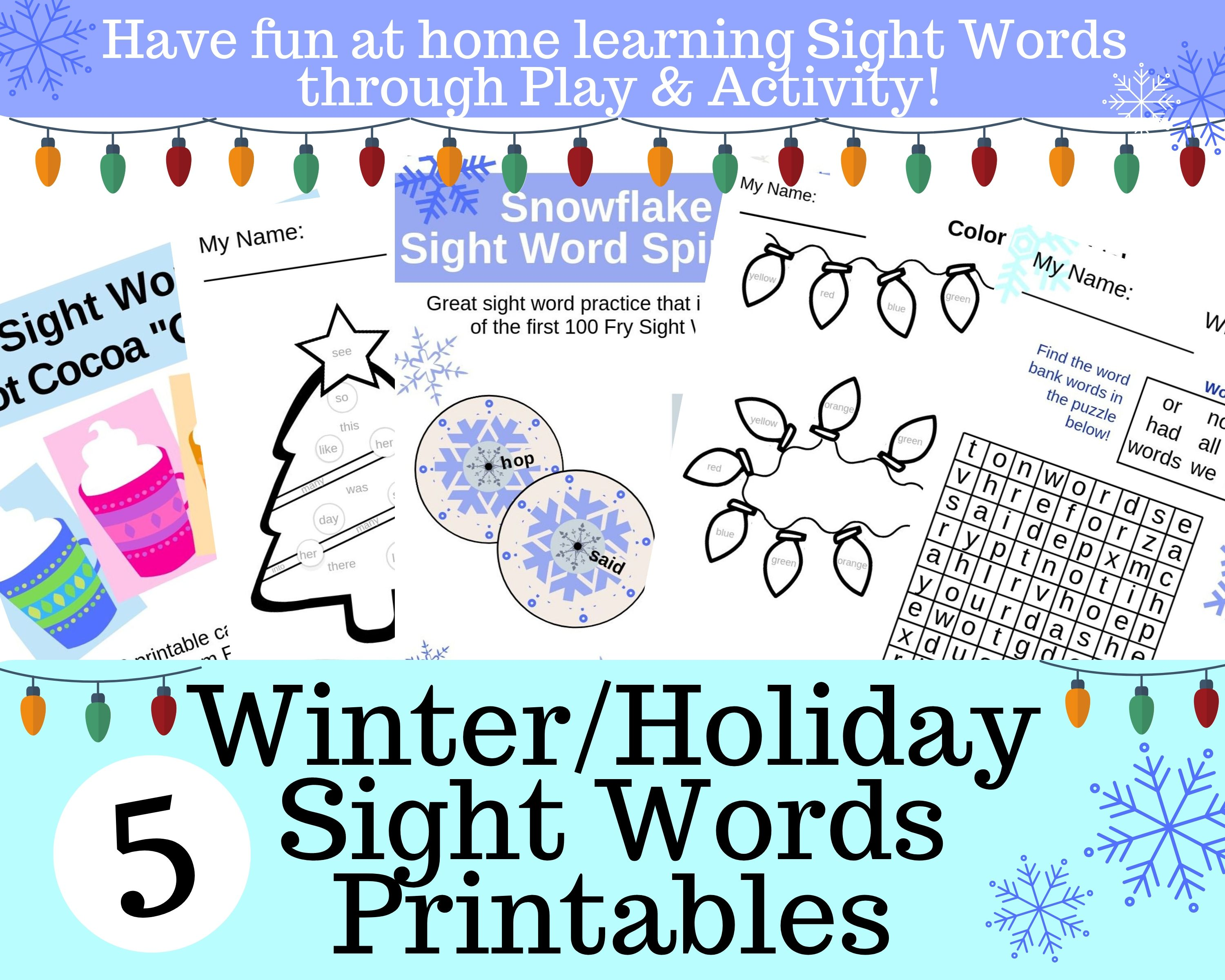 Free Printable Christmas Bookmarks For Teachers Parents