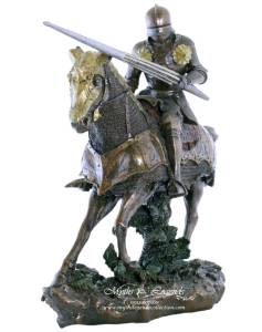 Charging-Knight-Front