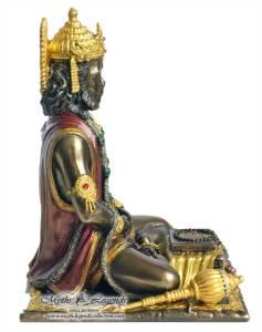 Sitting-Hanuman-90-angled
