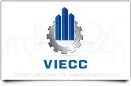 Thiet ke logo VIECC