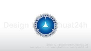 Thiết kế logo Phúc Hưng Group