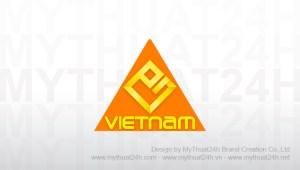 Thiết kế logo CÔNG TY TNHH THƯƠNG MẠI VÀ XÂY DỰNG GP VIỆT NAM