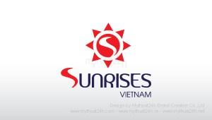 Thiet ke logo Sunrises