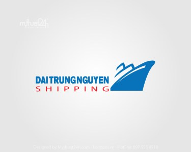Thiết kế logo shipping