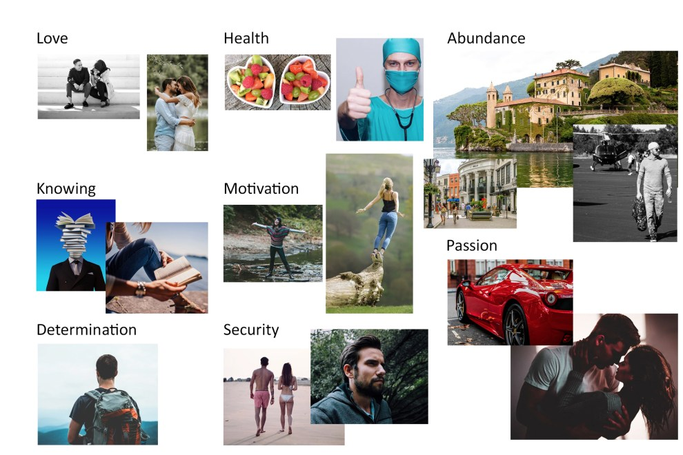 How do I make an effective vision board?